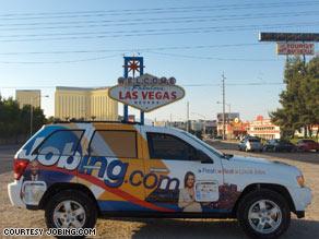 Drive a Billboard