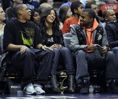 Jay Z & kanYe