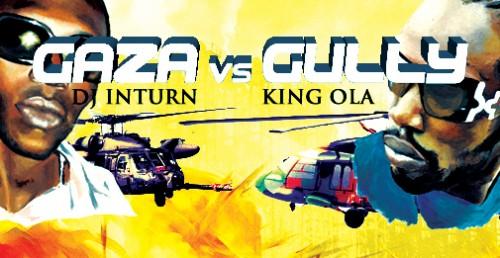 GAZA versus GULLY
